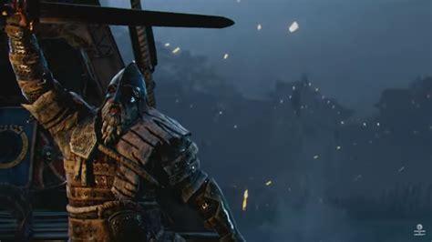 honors viking gameplay trailer    metal