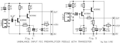 belajar electro skema mixer 6 ch