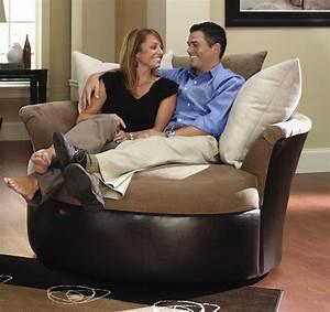 Sonoma Cuddler Swivel Chair by Jackson Furniture – Home