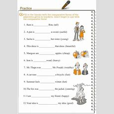 Grade+3+grammar+lesson+5+adjectives++comparison  English  Pinterest  Grammar Lessons, Chang'e