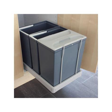 poubelle cuisine encastrable 30 litres la poubelle encastrable guides et conseils pour l