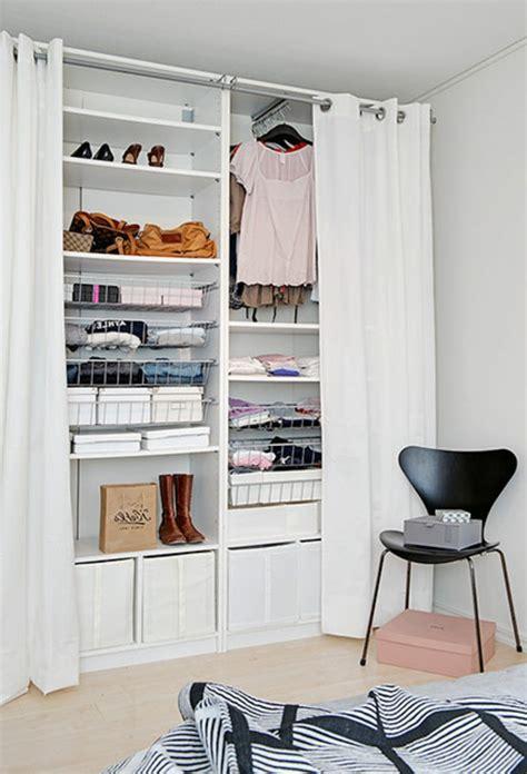Kleiderschrank Weiß Modern by Offene Kleiderschranksysteme 30 Wundersch 246 Ne Ideen