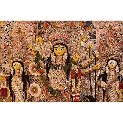 When Is Durga Puja in 2017 2018 and 2019?