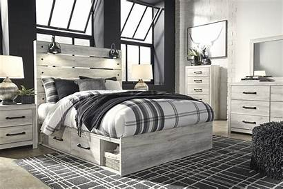 Bedroom Sets Ashley B192 Furniture Cambeck American