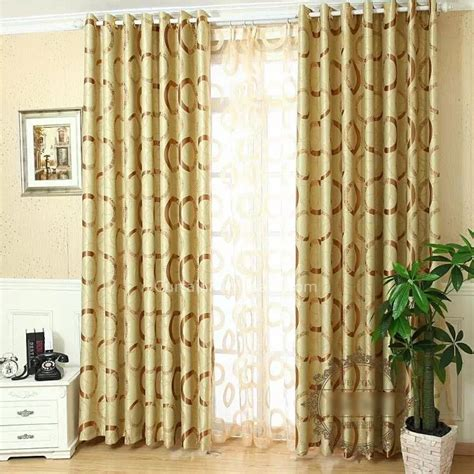 gold color curtains gold color printing thermal and blackout best home