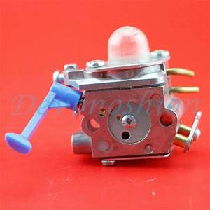 Carburetor Fit Husqvarna 128c 128l 128ld Trimmer Zama C1q