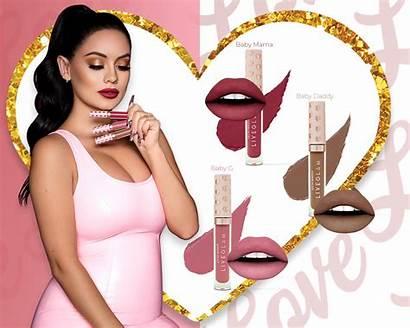 Makeup Les Liveglam Club Lippie Mama