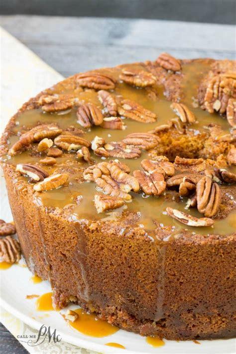 pecan pie pound cake recipe call  pmc