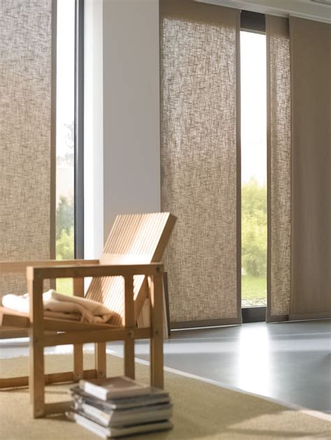 Blinds And More by Panel Luxaflex 174 Hunterdouglas Vertical