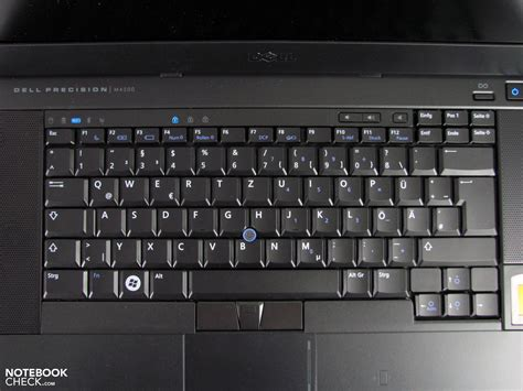 review dell precision   xm notebook
