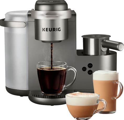 Looking for the best keurig coffee maker? Keurig - K-Cafe Special Edition Single Serve K-Cup Pod Coffee, Latte and Capp... 611247373378 | eBay