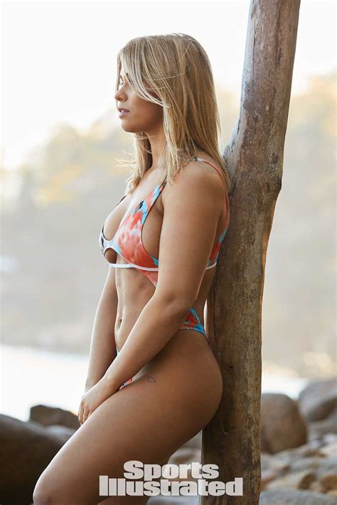 paige vanzant sports illustrated swimsuit
