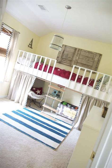 remodelaholic  amazing diy loft beds  kids
