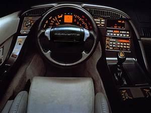 1995 Corvette Interior