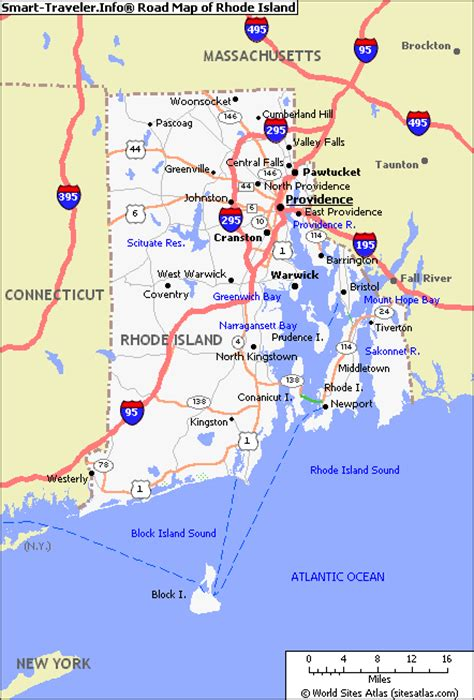 map  rhode island images map pictures