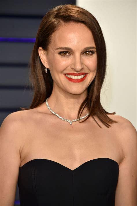 Natalie Portman Vanity Fair Oscar Party