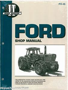Ford New Holland Tw