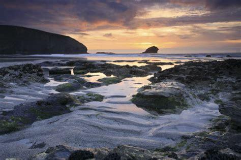 cornish landscape photography portreath beach