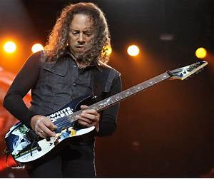 Kirk Hammett Biography - Childhood, Life Achievements ...