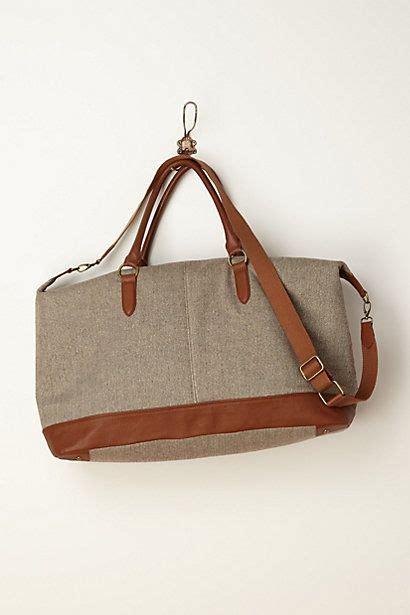 Anthropologie Weekender Bag