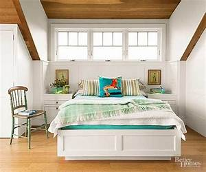 How to Decorate a Small Bedroom   Better Homes & Gardens