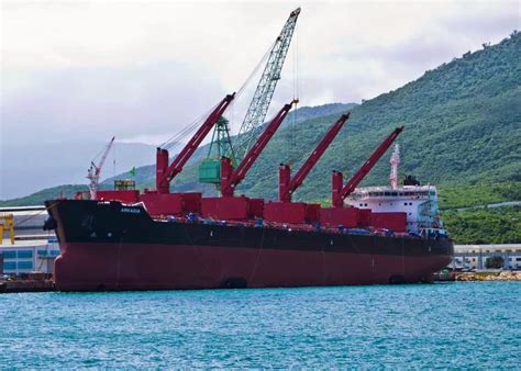Freight, Chartering, Operations and more: Types of bulk ...