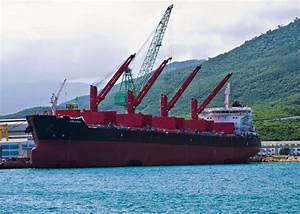Freight  Chartering  Operations And More  Types Of Bulk Carriers
