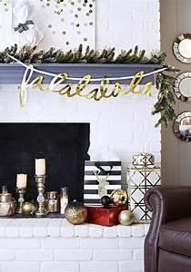 Ide Dco Nol Chic Glam39 Et Brillante Pour Votre Maison