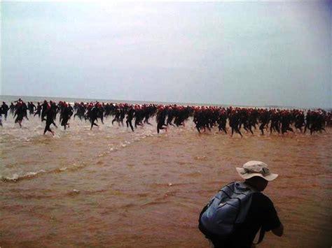r 233 cit de la course triathlon de st jean de monts 2010 par l ourson