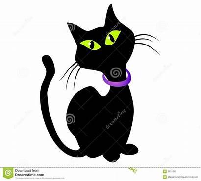 Cat Clipart Chat Clip Noir Gato Katze