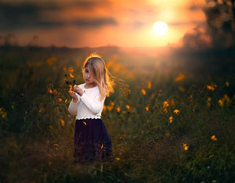 Nature Children Wallpapers Hd Desktop And Mobile