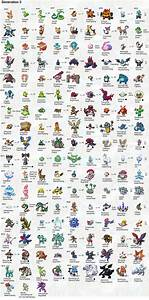 pokemon evolution levels images