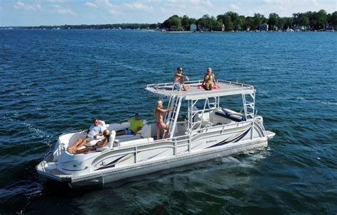 Jc Tritoon Boat Covers by Research 2015 Jc Pontoon Boats Tritoon Classic 306 On