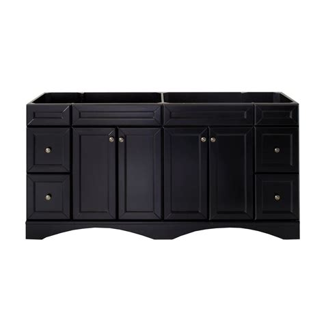 72 Inch Vanity Cabinet Only by Virtu Usa Talisa 72 In W X 22 In D X 35 24 In H Vanity