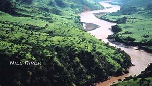 Nile River - World Largest River - River - YouTube