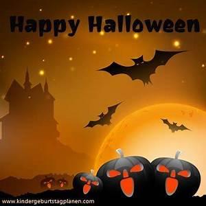 Ideen Für Halloween : halloween party ideen f r kinder kindergeburtstag planen ~ Frokenaadalensverden.com Haus und Dekorationen