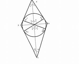 Pq And Rs Are Two Diameters Of A Circle With Centre O