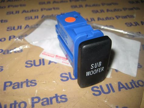 Toyota Cruiser Sub Woofer Subwoofer Button Switch