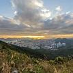 Sunset @ Kowloon Peak(飛鵝山上看日落), HK