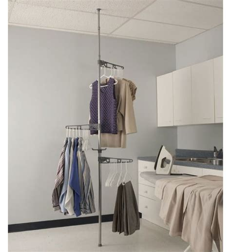 Valet Service Laundry by Corner Valet Laundry Organizer In Laundry Room Organizers