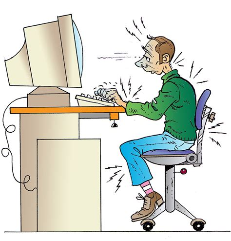 risques professionnels bureau travail sur écran risques pour la santé risques inrs