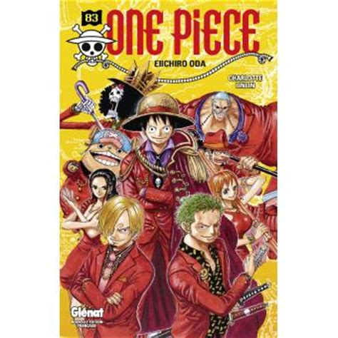 one vol 83 one edition originale 20 ans tome 83 one