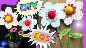 Blume Aus Frühstückstüten : diy eos blume geschenk muttertag geschenkidee geburtstag selbstgemacht einfach schnell youtube ~ Eleganceandgraceweddings.com Haus und Dekorationen