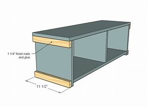storage bench woodworking plans - WoodShop Plans