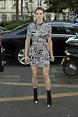 Shailene Woodley Departs the Vogue party during Haute ...