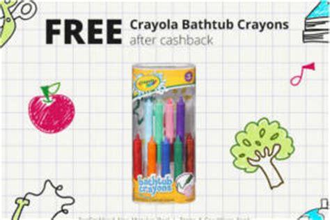 free crayola bathtub crayons from walmart i crave free stuff