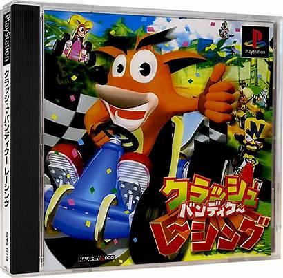 Racing Crash Team Ctr Games Launchbox Roo