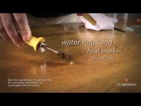 guardsman furniture protection plan youtube