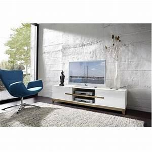 Banc Tv Design : banc tv design laqu lucia gris atylia banc tv design atylia ventes pas ~ Teatrodelosmanantiales.com Idées de Décoration