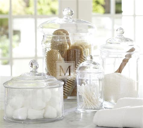 pb classic glass canister pottery barn au